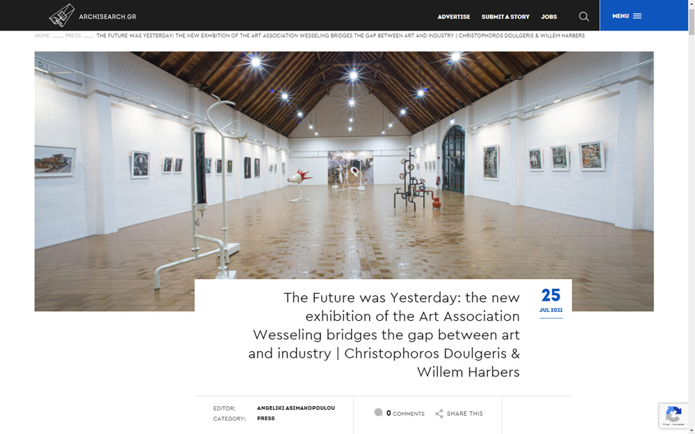 Very nice review on the site Archisearch in Greece