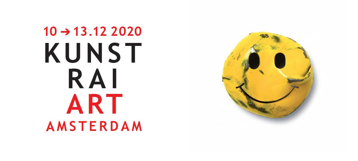 KunstRAI 2020 Willem Harbers